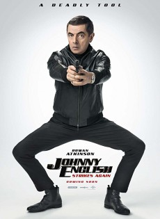 Johnny English 3 Strikes Again (2018)