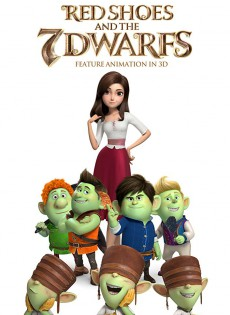 Red Shoes & the 7 Dwarfs (2018)