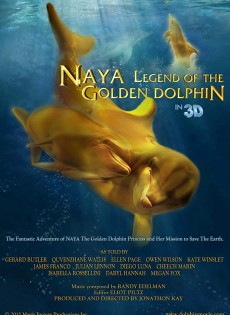 Naya Legend of the Golden Dolphin (2019)